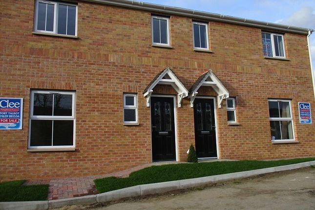 Thumbnail Semi-detached house for sale in The Willows, Bryn, Port Talbot, Neath Port Talbot.