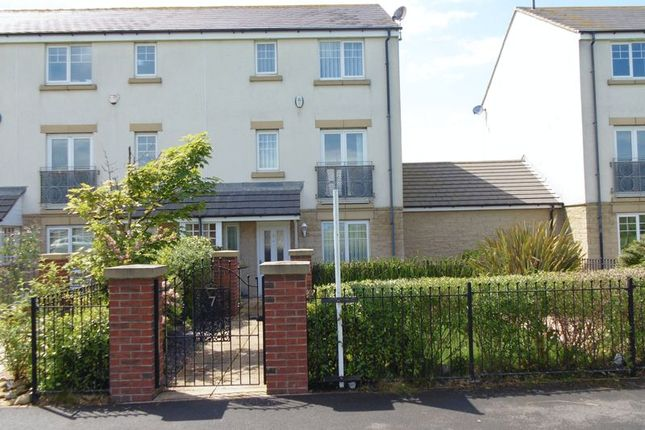 Thumbnail Mews house for sale in Oberon Way, Blyth