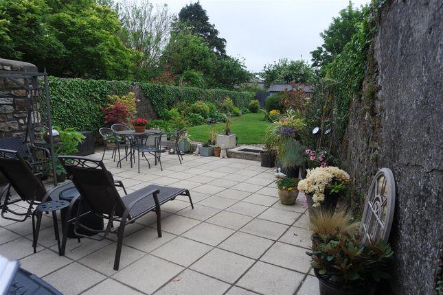 Garden of Hill Street, Haverfordwest SA61