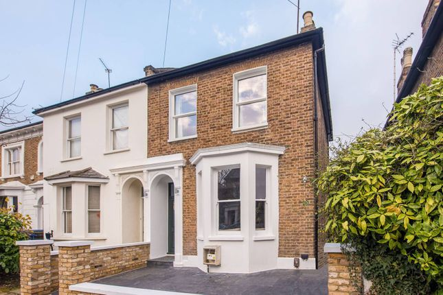 Thumbnail Semi-detached house to rent in Mill Hill Road, Mill Hill Conservation