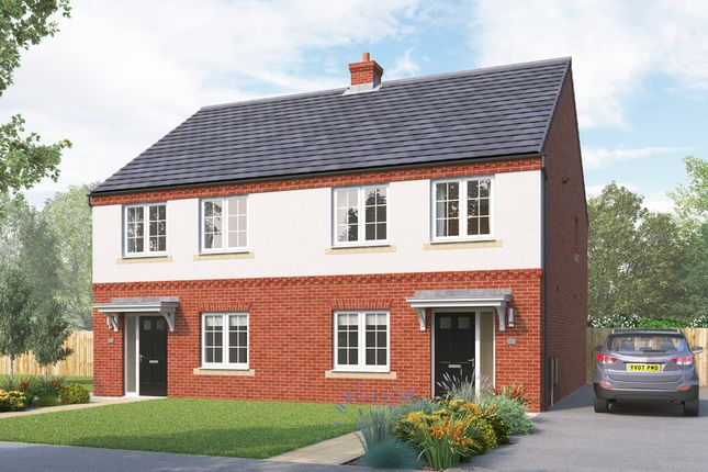 3 bed property for sale in Greenhill Road, Coalville LE67
