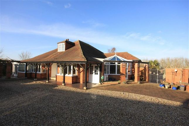 Thumbnail Detached bungalow for sale in Sarsen Close, Old Town, Wiltshire