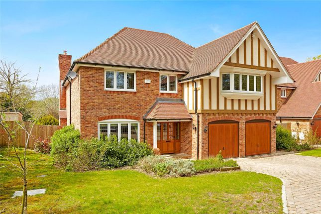 Thumbnail Detached house for sale in Torwood Lane, Whyteleafe, Surrey