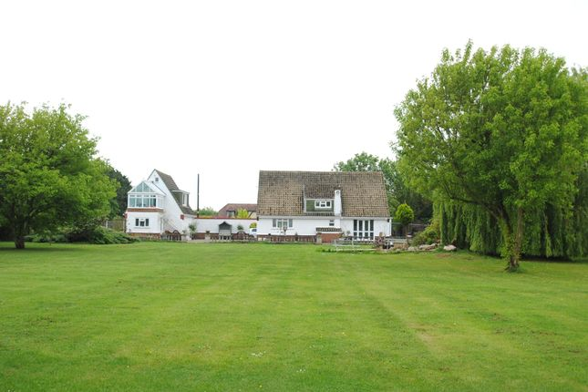 Thumbnail Detached house for sale in Peartree Lane, Bulphan, Upminster, Essex