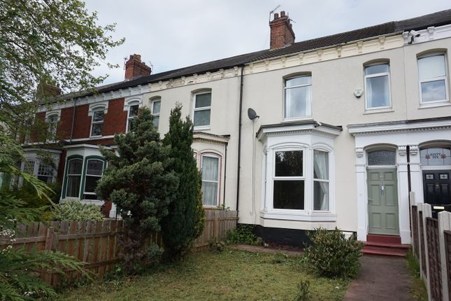 Thumbnail Terraced house for sale in Bishopton Road, Stockton-On-Tees