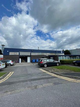 Light industrial to let in Tudor Road, Altrincham