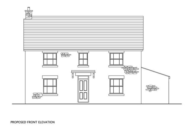 Thumbnail 4 bed detached house for sale in Greenhills, Ashford Road, Bakewell
