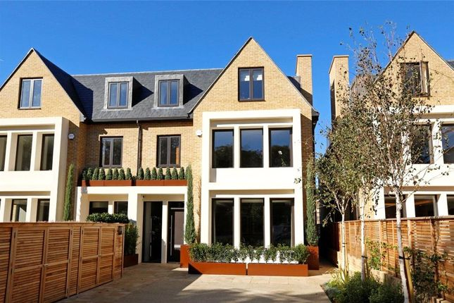 Thumbnail Property for sale in Arterberry Road, Wimbledon