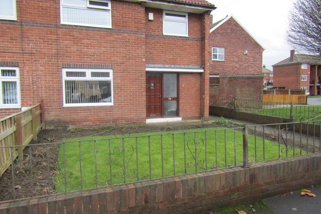 Thumbnail Semi-detached house to rent in Sheldrake Road, Castleford