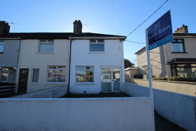 Thumbnail Terraced house to rent in Beechwood Avenue, Bangor
