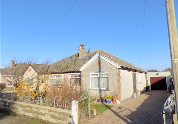 Thumbnail Bungalow for sale in Pedder Road, Morecambe