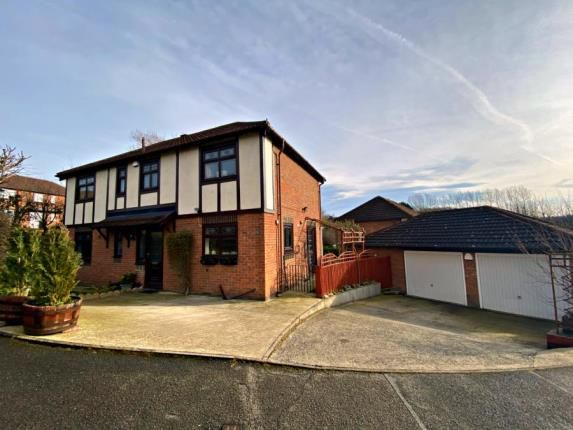 Thumbnail Detached house for sale in Bonnygrove, Marton-In-Cleveland, Middlesbrough