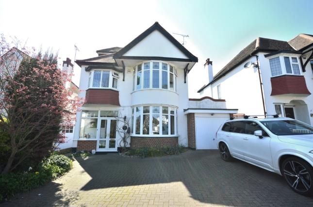 Thumbnail Detached house for sale in Chalkwell, Westcliff-On-Sea, Essex