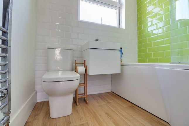 Bathroom of Grove Road, Drayton, Portsmouth PO6