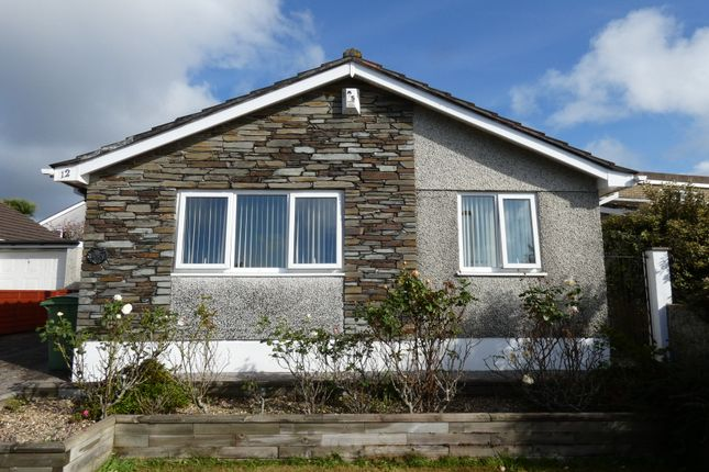 Thumbnail Bungalow for sale in Combley Drive, Plymouth