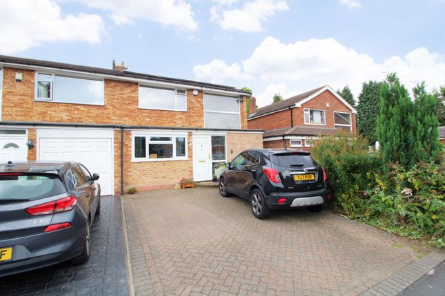 Semi-detached house for sale in Cambria Close, Shirley, Solihull