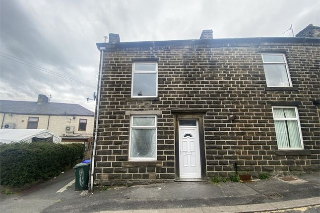 1 bed end terrace house to rent in Bury Road, Haslingden, Rossendale, Lancashire BB4