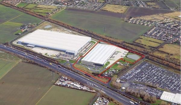 Thumbnail Land to let in Nimbus Park, Land Ends Road, Doncaster, Yorkshire