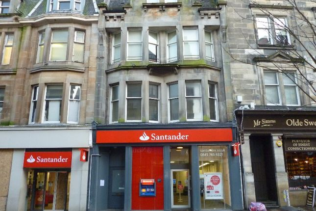 Thumbnail Flat to rent in Port Street, Stirling Town, Stirling