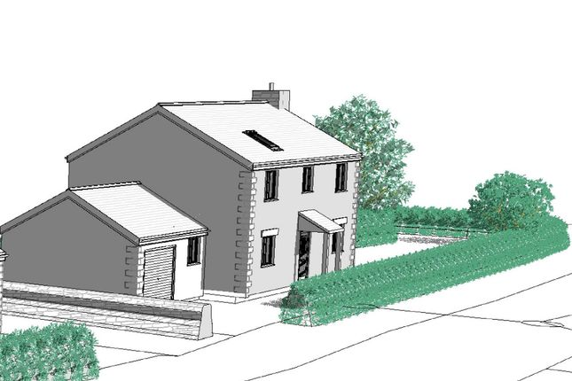 Thumbnail Detached house for sale in Packet Lane, Rosudgeon, Penzance