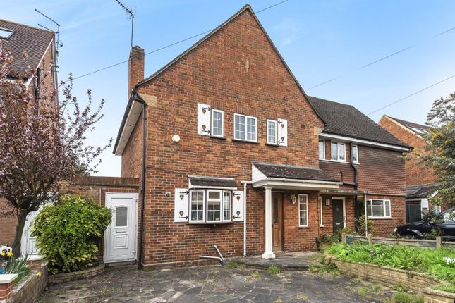 4 bed semi-detached house for sale in Barnfield Gardens, Kingston Upon Thames KT2