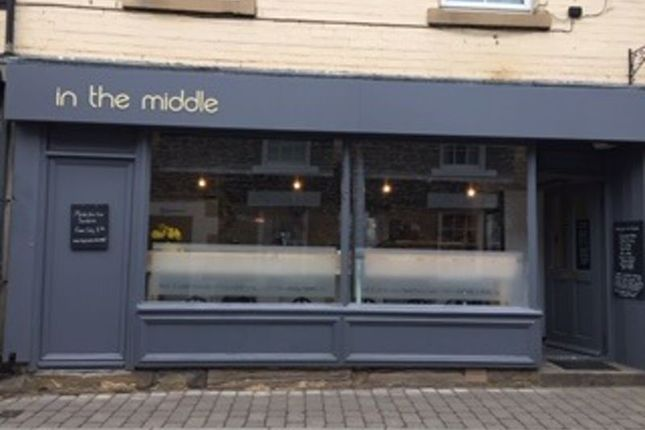 Thumbnail Restaurant/cafe for sale in In The Middle, Jubilee Buildings, Middle Street, Corbridge