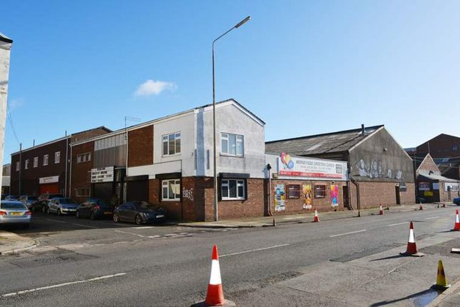Thumbnail Land for sale in 25, Dickson Street, Liverpool