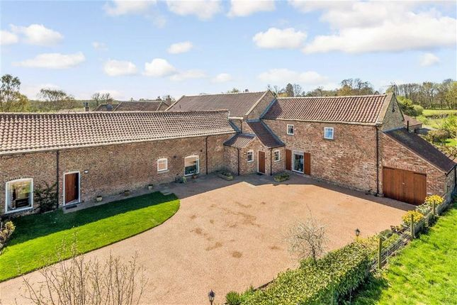 Thumbnail Barn conversion for sale in Church Street, Goldsborough, North Yorkshire