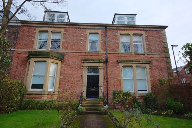 Thumbnail Flat for sale in Tankerville Terrace, Jesmond, Newcastle Upon Tyne