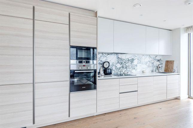 Kitchen of The Lighterman, Pilot Walk, Lower Riverside, Greenwich Peninsula SE10