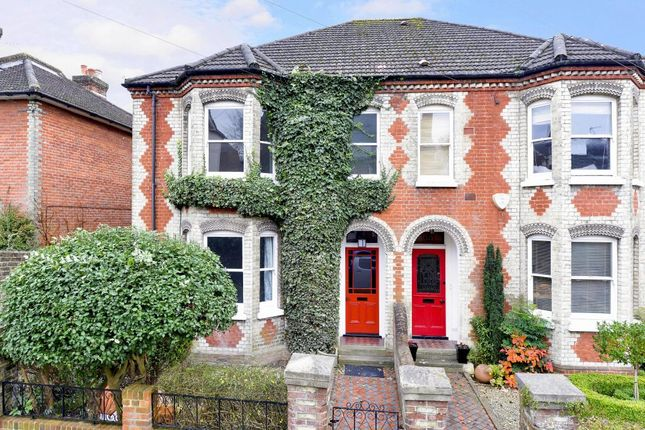 3 bed semi-detached house to rent in Baillie Road, Guildford