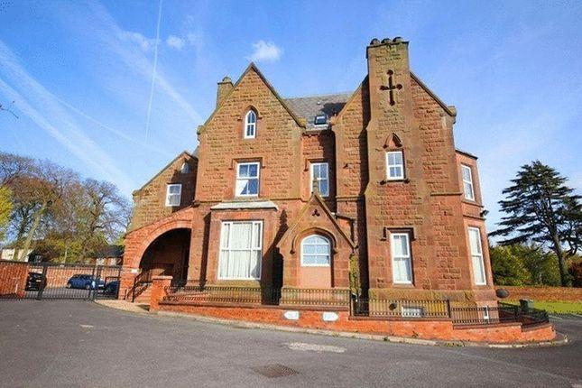 Thumbnail Flat for sale in Larch Close, Cressington Park, Liverpool
