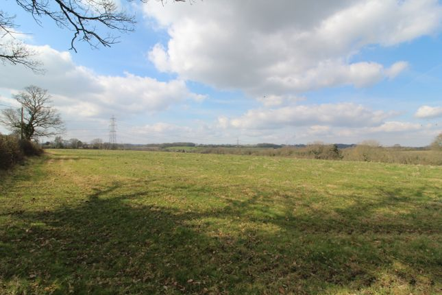 Thumbnail Land for sale in Thickets Farm, Botley Road, Bishops Waltham
