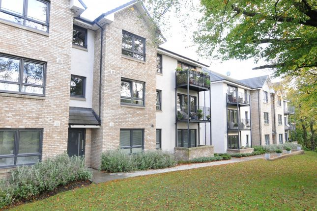 Thumbnail Flat for sale in Flat 1/2 4 Cyprian Court, Lenzie, Glasgow