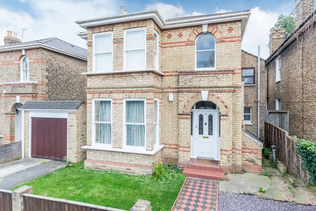 Thumbnail Detached house to rent in Elsie Road, London