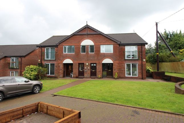 Thumbnail Flat to rent in Queensfort Court, Carryduff, Belfast