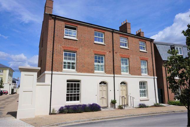 Thumbnail Semi-detached house for sale in Marsden Street, Dorchester
