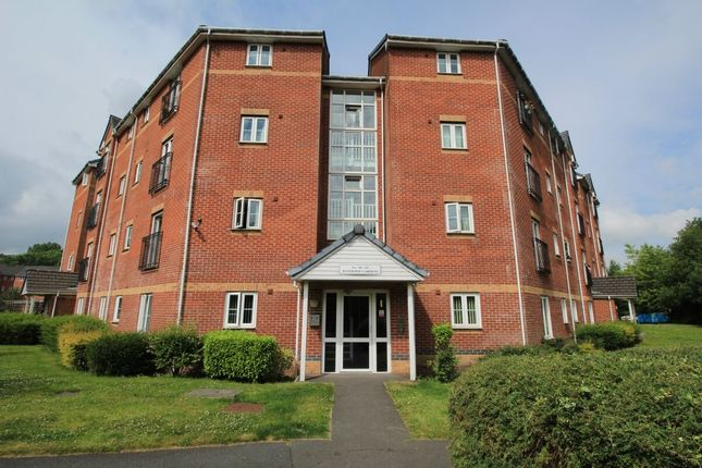 Thumbnail Flat for sale in Waterside Gardens, Bolton