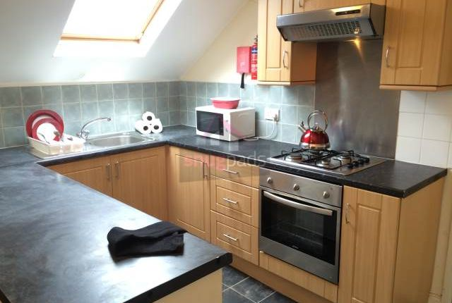Thumbnail Flat to rent in Carlton Road, Salford, Manchester