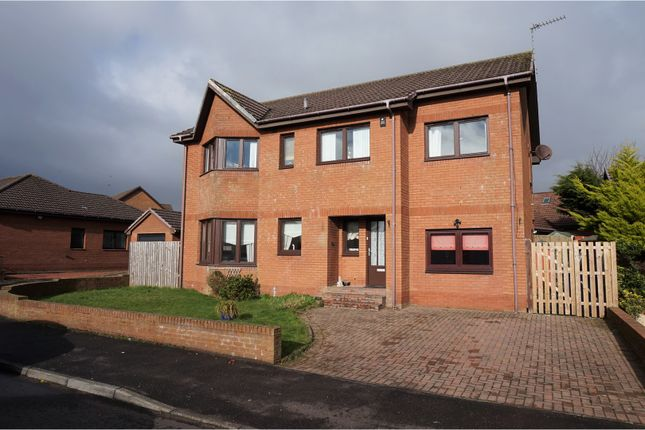 Thumbnail Detached house for sale in South Isle Road, Ardrossan