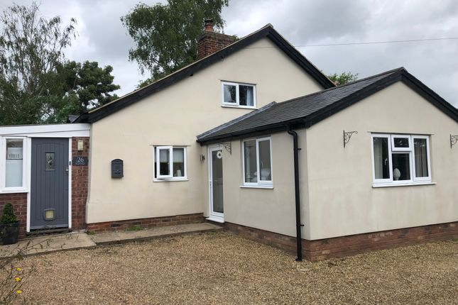 Thumbnail Detached house to rent in Hunts Hill, Glemsford, Sudbury