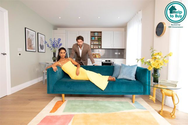 2 bed flat for sale in The Claves, Millbrook Park, Mill Hill, London NW7