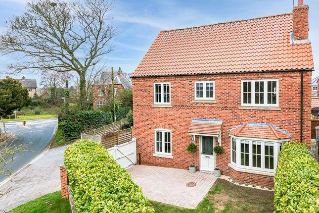 Thumbnail Detached house for sale in Green Bank Lane, Stamford Bridge, York