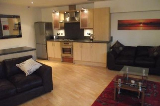 Thumbnail Flat to rent in Park Wharf, Nottingham