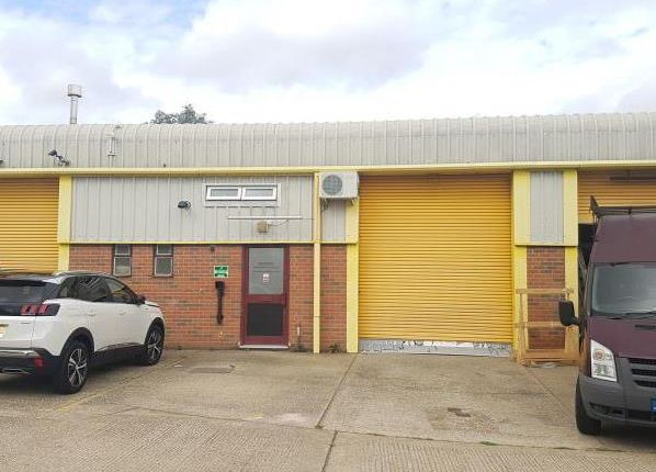 Thumbnail Industrial for sale in Unit, 24, Buckingham Square, Hurricane Way, Wickford