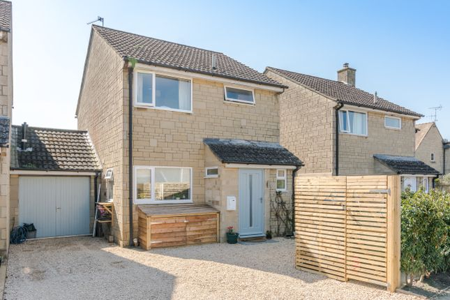 3 bed link-detached house for sale in Manor Close, Sherston, Malmesbury