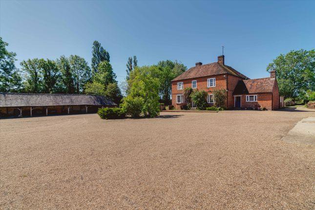 Thumbnail Detached house for sale in Ashendon Road, Westcott, Aylesbury, Buckinghamshire