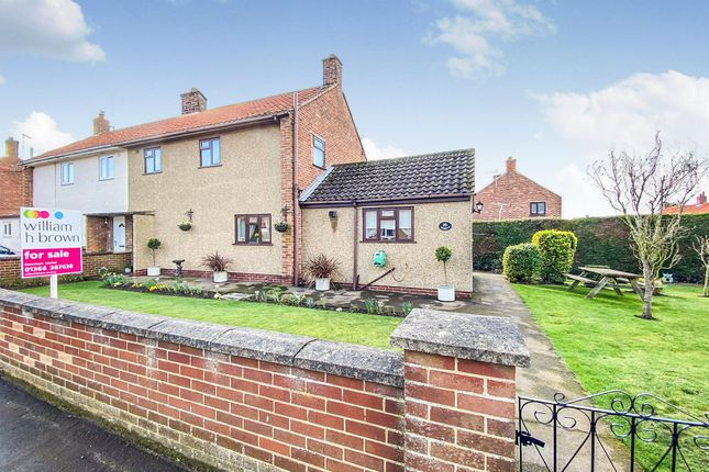 3 bed semi-detached house to rent in Tower Road, Hilgay, Downham Market PE38