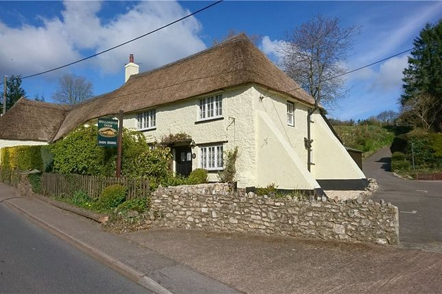4 bed detached house for sale in Wilmington, Honiton, Devon EX14