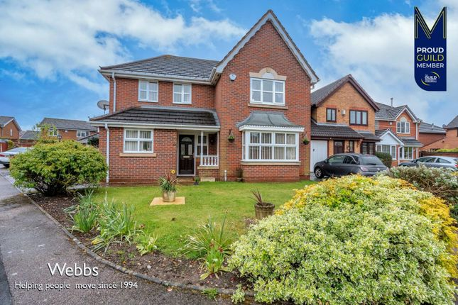 5 bed detached house for sale in Redbourn Road, Bloxwich/Turnberry, Walsall WS3